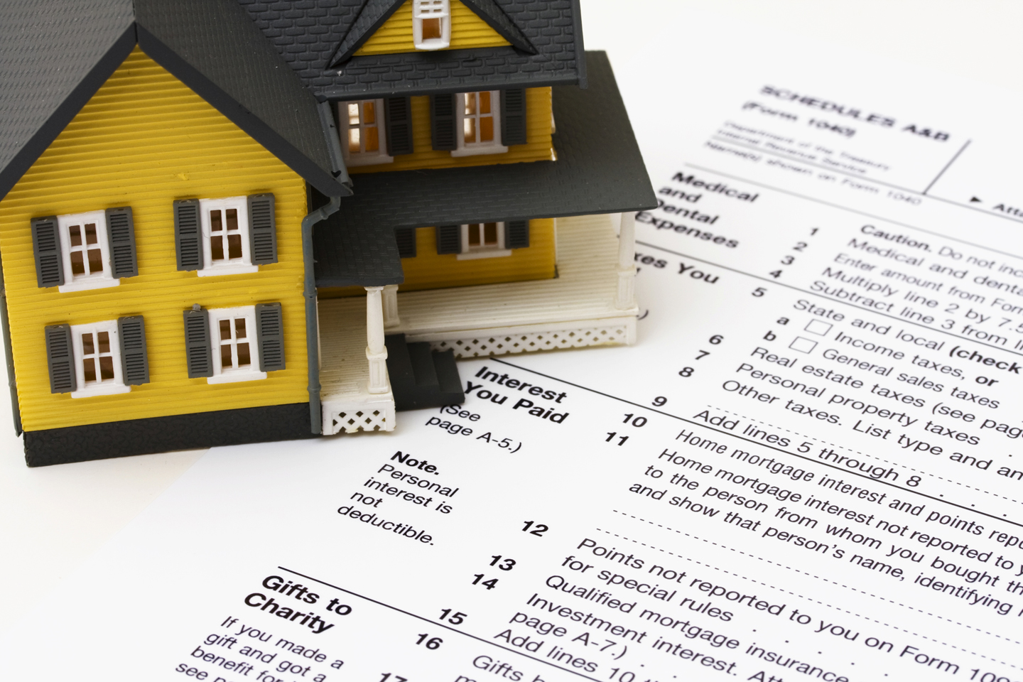 Tax Deductions and their Impact on the Mortgage Sector